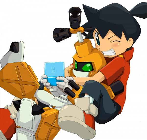 Tags: Anime, Pixiv Id 145546, Medarot, Metabee, Tenryou Ikki, Nintendo DS
