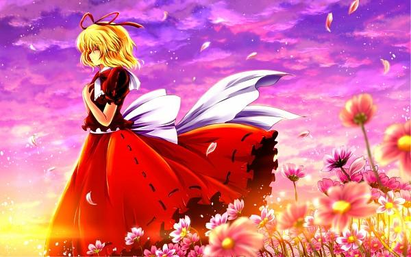 Tags: Anime, Nekominase, Touhou, Medicine Melancholy, Pixiv, Wallpaper