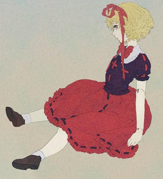 Tags: Anime, Egawa Satsuki, Touhou, Medicine Melancholy, Ball Jointed Doll