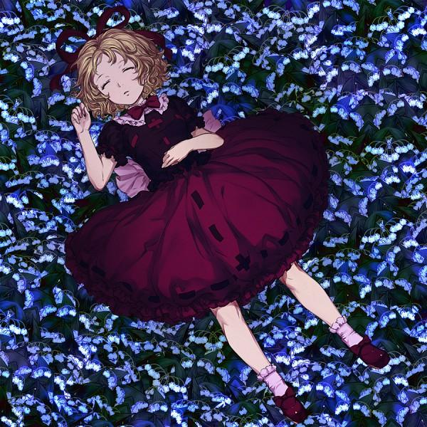 Tags: Anime, Egawa Satsuki, Touhou, Medicine Melancholy, Fanart, Pixiv, Fanart From Pixiv