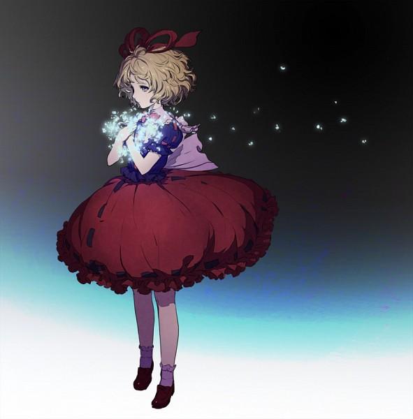 Tags: Anime, Egawa Satsuki, Touhou, Medicine Melancholy, Lonely, Fanart From Pixiv, Fanart, Pixiv