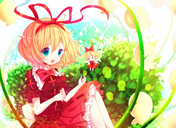Tags: Anime, Pixiv Id 3331479, Touhou, Su-san, Medicine Melancholy, Fanart From Pixiv, PNG Conversion, Fanart, Pixiv
