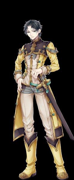 Medraut - Princess Aries