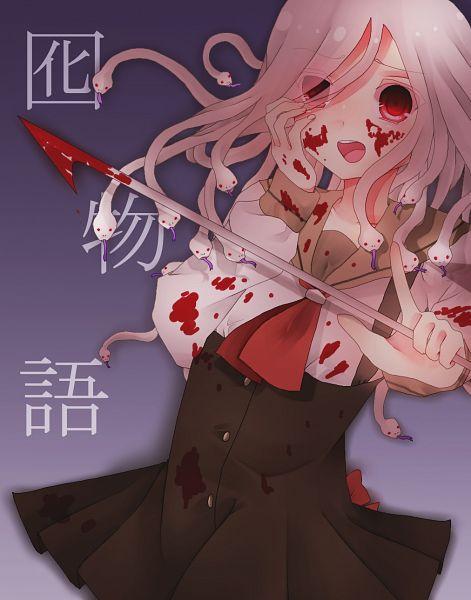 Tags: Anime, Pixiv Id 2107061, Monogatari, Medusa Nadeko, Sengoku Nadeko, Medusa