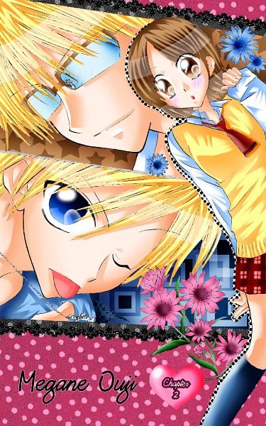 Tags: Anime, Mizukami Wataru, Megane Ouji, Colorization