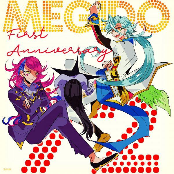 Tags: Anime, Pixiv Id 91242, Megido72, Caspiel (Megido72), Shamihaza (Megido72), Fanart, Fanart From Pixiv, Pixiv