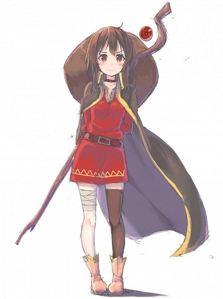 Tags: Anime, Pixiv Id 4601284, Kono Subarashii Sekai ni Shukufuku wo!, Megumin