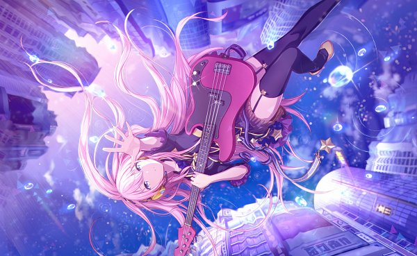 Tags: Anime, Project Sekai Colorful Stage! feat. Hatsune Miku, VOCALOID, Megurine Luka, Official Art, Official Card Illustration