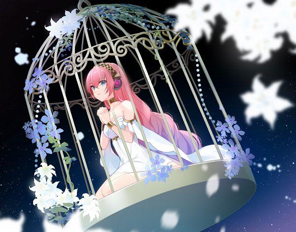 Tags: Anime, Pixiv Id 772789, VOCALOID, Megurine Luka, Fanart, Fanart From Pixiv, Pixiv