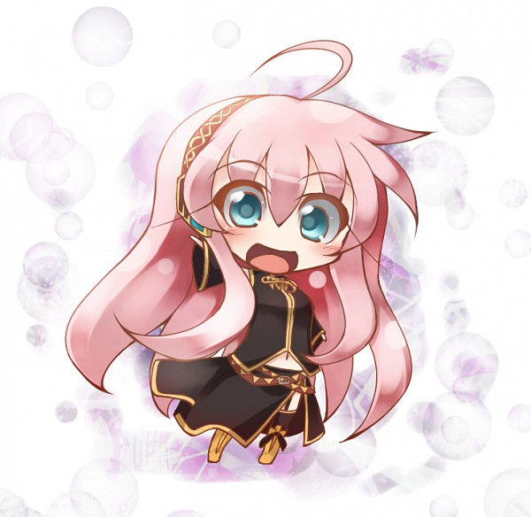 Tags: Anime, Fuyuno Taka, VOCALOID, Megurine Luka