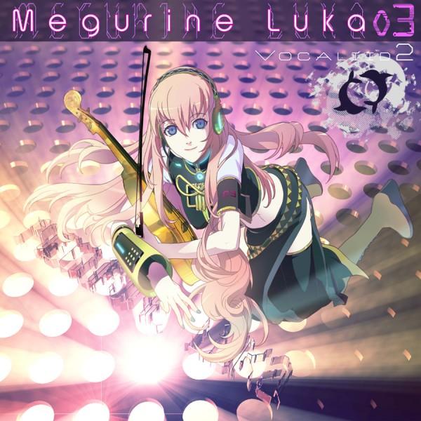 Tags: Anime, 1ten, VOCALOID, Megurine Luka