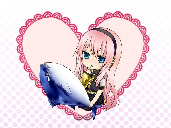 Tags: Anime, VOCALOID, Megurine Luka, Artist Request