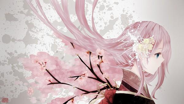 Tags: Anime, Makishimu, VOCALOID, Megurine Luka, 1600x900 Wallpaper, Facebook Cover, Wallpaper, Fanart, Pixiv