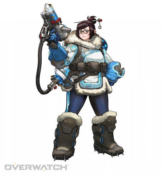 Mei (Overwatch) - Overwatch