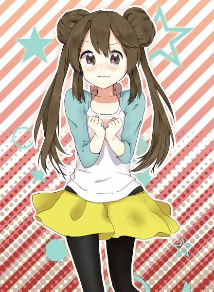 Tags: Anime, Pixiv Id 4452120, Pokémon, Mei (Pokémon), Fanart, Fanart From Pixiv, Pixiv