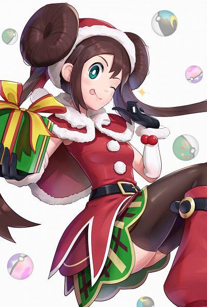 Tags: Anime, Gonzarez, Black and White 2, Pokémon Masters, Pokémon, Mei (Pokémon)