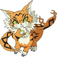 Meicoomon - Digimon Adventure