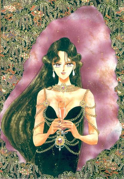 Tags: Anime, Takeuchi Naoko, Bishoujo Senshi Sailor Moon, Meiou Setsuna