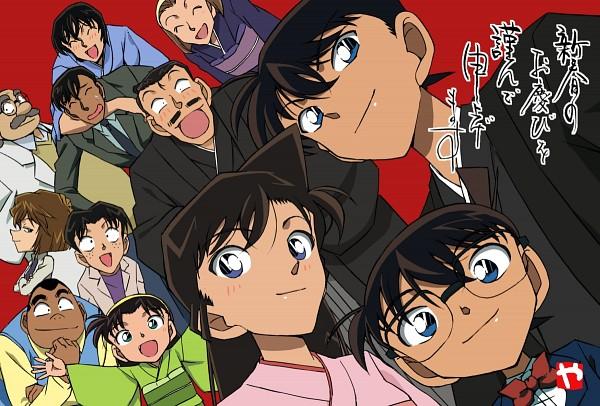 Tags: Anime, Yamazaki (Now Printing), Meitantei Conan, Edogawa Conan, Yoshida Ayumi, Haibara Ai, Satou Miwako, Kudou Shinichi, Takagi Wataru, Mouri Kogoro, Tsuburaya Mitsuhiko, Suzuki Sonoko, Mouri Ran, Detective Conan