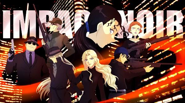 Tags: Anime, Pixiv Id 2831332, Meitantei Conan, Akai Shuuichi, Chianti (Meitantei Conan), Korn, Gin (Meitantei Conan), Vodka (Meitantei Conan), Vermouth, Mizunashi Rena, Pixiv, Fanart From Pixiv, Fanart, Detective Conan