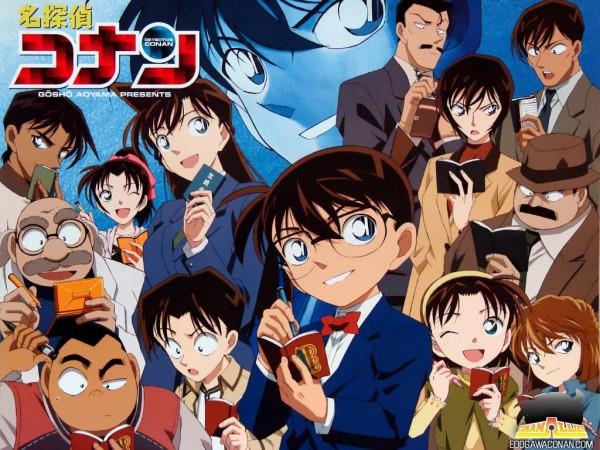 Tags: Anime, Meitantei Conan, Kudou Shinichi, Tsuburaya Mitsuhiko, Satou Miwako, Mouri Kogoro, Kojima Genta, Takagi Wataru, Mouri Ran, Yoshida Ayumi, Hattori Heiji, Agasa Hiroshi, Edogawa Conan, Detective Conan