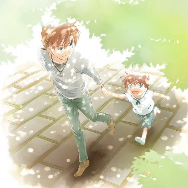 Tags: Anime, Azs, Meitantei Conan, Kudou Shinichi, Edogawa Conan, Pixiv, Fanart From Pixiv, Fanart, Detective Conan
