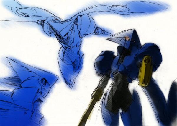 Melan Blue - Brigadoon