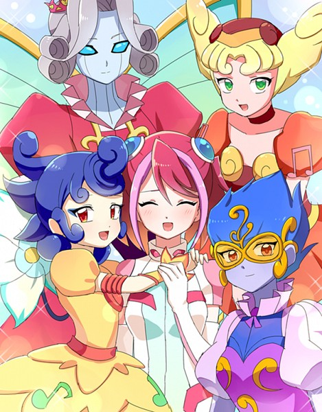 Melodious - Yu-Gi-Oh! ARC-V