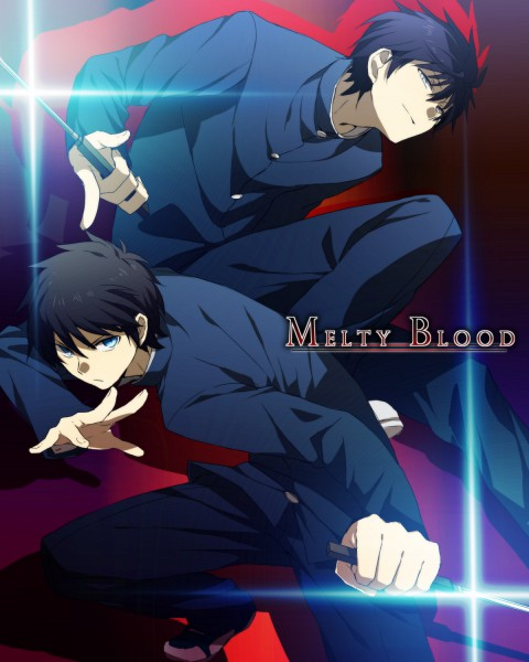 Tags: Anime, Abaraya, TYPE-MOON, French-Bread (Studio), Melty Blood, Tohno Shiki, Nanaya Shiki