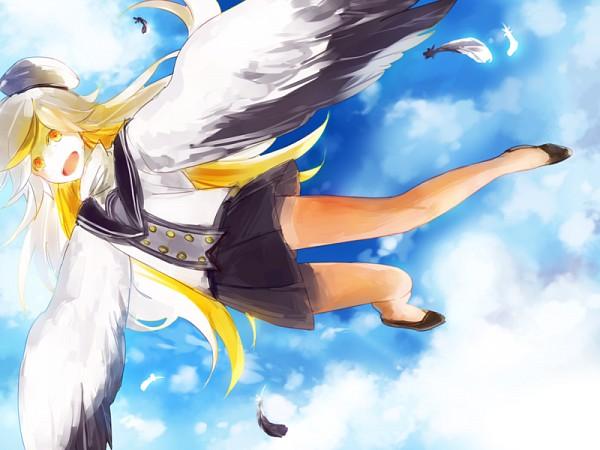 Tags: Anime, Rene-Elric, Oounabara to Wadanohara, Memoca, deviantART