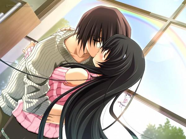 Tags: Anime, Memories Off Series, Memories Off: Sorekara, Inori Misasagi, Sagisawa Isshu, CG Art