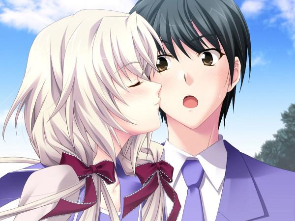Tags: Anime, Memories Off Series, Memories Off 6, Shio Tsukamoto, Kagamigawa Chloe