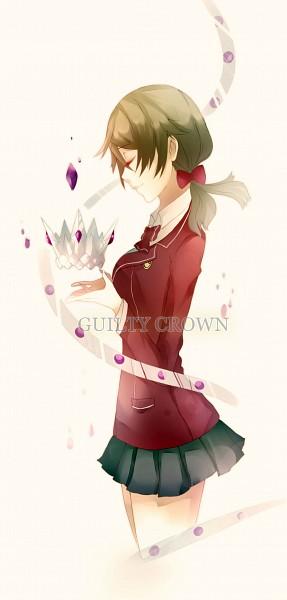 Tags: Anime, Khaizusan, GUILTY CROWN, Menjou Hare, deviantART, Fanart, Fanart From DeviantART
