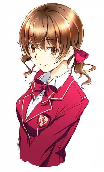 Tags: Anime, Kikurage, GUILTY CROWN, Menjou Hare, Pixiv, Mobile Wallpaper, Fanart