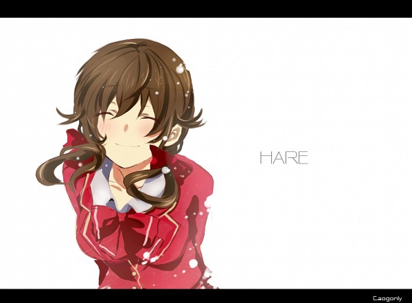 Tags: Anime, Caogonly, GUILTY CROWN, Menjou Hare