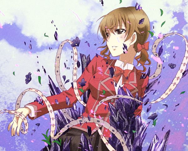 Tags: Anime, Pixiv Id 152646, GUILTY CROWN, Menjou Hare