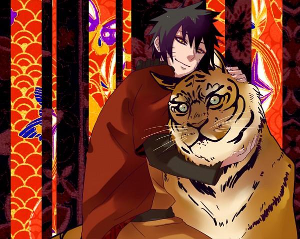 Tags: Anime, Sakuraba Chizuru, Naruto the Movie: Road to Ninja, NARUTO, Uzumaki Naruto, Menma (Naruto The Movie: Road To Ninja), Sage Mode, Pixiv
