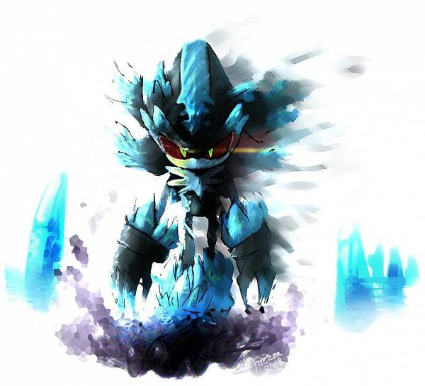 Mephiles the Dark - Sonic '06