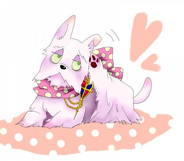 Tags: Anime, Pixiv Id 20725130, Mephisto Pheles (Dog)