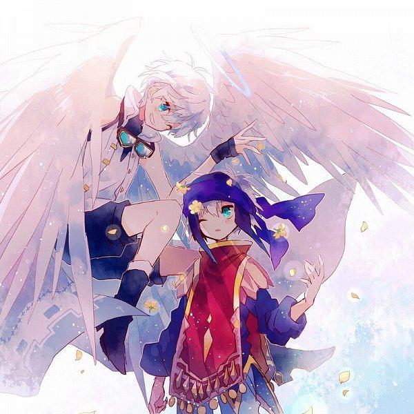 Tags: Anime, Hibi89, Merc Storia, Yuu (Merc Storia), Orthos