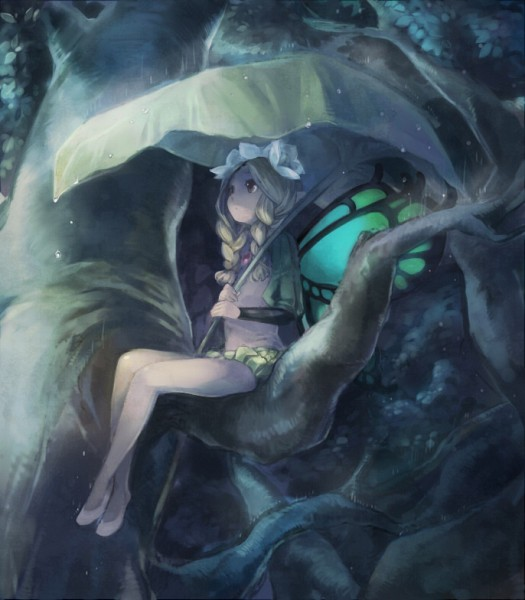 Mercedes (Odin Sphere) - Odin Sphere