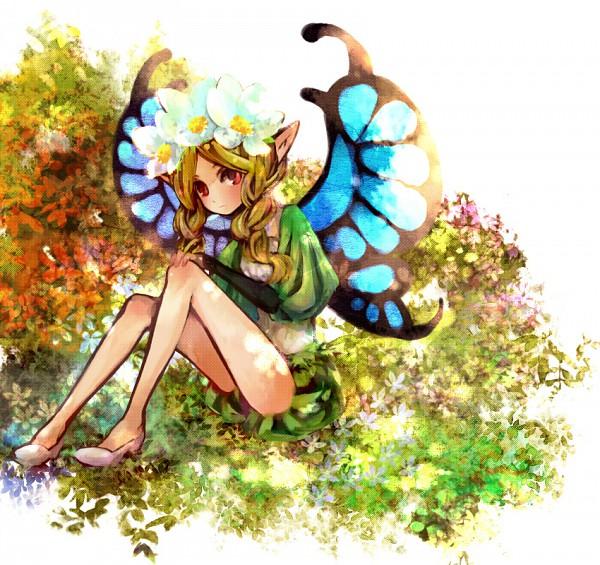 Tags: Anime, Pixiv Id 1212931, Odin Sphere, Mercedes (Odin Sphere), Pixiv, Fanart, Fanart From Pixiv