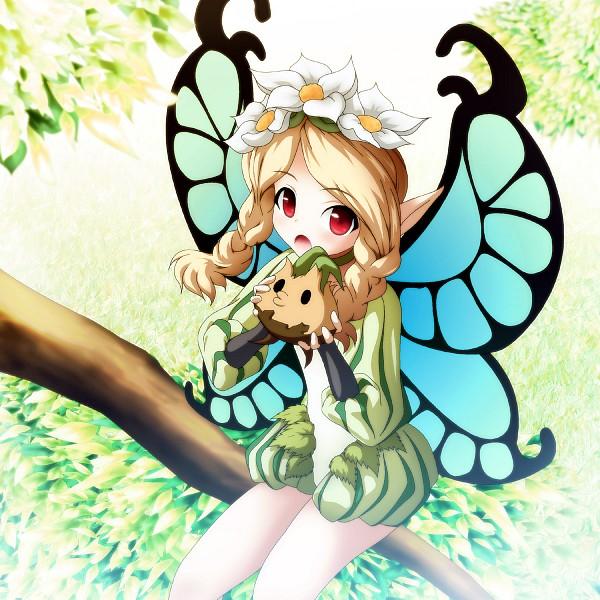 Tags: Anime, Pixiv Id 44453, Odin Sphere, Mercedes (Odin Sphere), Fanart, Pixiv