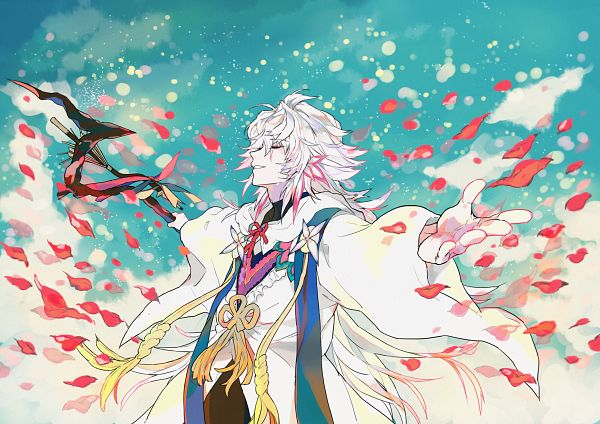 Tags: Anime, Pixiv Id 26729452, Fate/Grand Order, Merlin (Fate/stay night), Fanart From Pixiv, Pixiv, Fanart