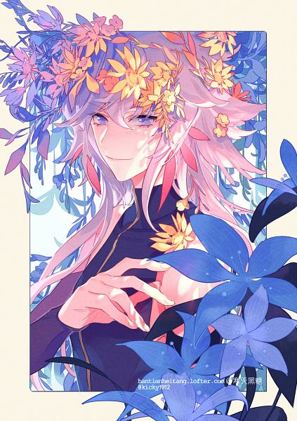 Tags: Anime, Pixiv Id 248631, Fate/Grand Order, Merlin (Fate/stay night), Fanart From Pixiv, Pixiv, Fanart