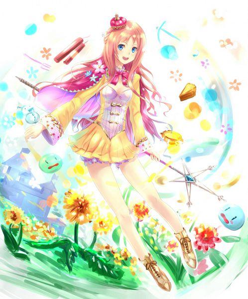 Tags: Anime, Syanayuuji, Alchemist of Arland, Merurulince Rede Arls