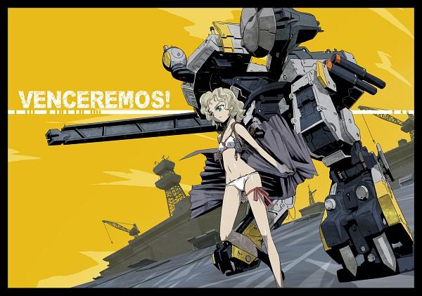 Tags: Anime, Metal Gear Solid, Paz Ortega Andrade