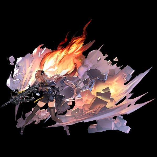 Tags: Anime, Renatus-z, HyperGryph, Arknights, Meteorite (Arknights), Official Art