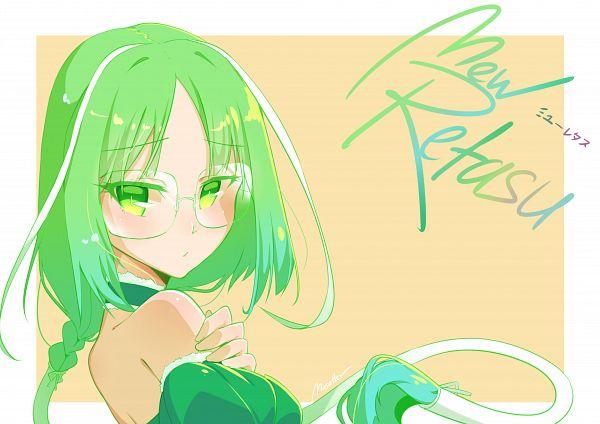 Tags: Anime, Pixiv Id 7173812, Tokyo Mew Mew, Mew Lettuce, Midorikawa Lettuce, Fanart From Pixiv, Fanart, Pixiv