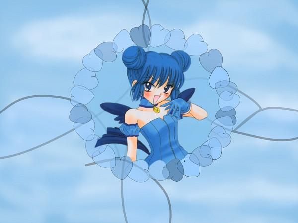 Tags: Anime, Ikumi Mia, Tokyo Mew Mew, Aizawa Mint, Mew Mint